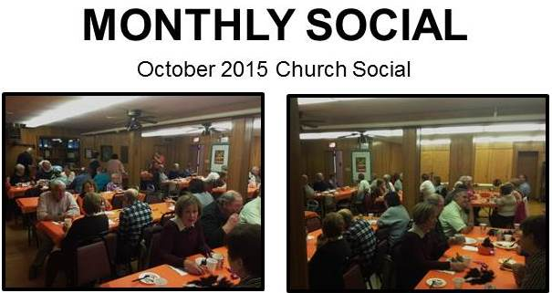 Monthly Socials
